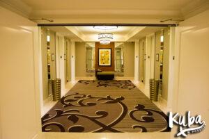 Caesars Palace korytarz poziom 66