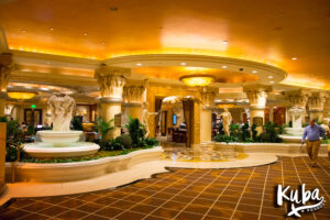 Caesars Palace sala high stakes
