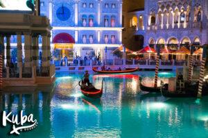 The Ventian Strip Las Vegas