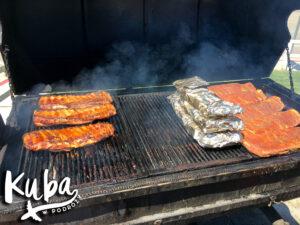 Copper Top BBQ - słynne żeberka Hanka