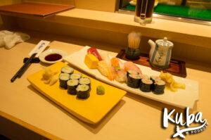 Sushi w wersji premium