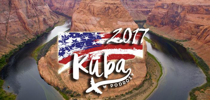 USA 2017 - plan podróży