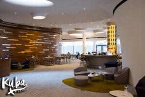 DoubleTree by Hilton Hotel Wrocław widok na bar