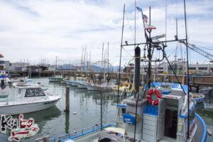 San Francisco - słynny port w mieście