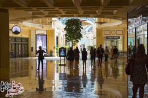 Bellagio - centrum handlowe