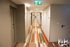 Ibis Wrocław Centrum - korytarz