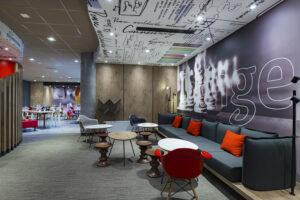 Ibis Wrocław Centrum - lounge