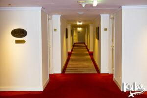 Sheraton Warsaw - korytarz