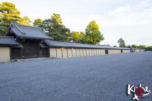 Kioto Imperial Palace