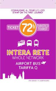 Bergamo - bilet 72h