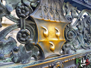 Bergamo - herb rodziny Colleoni