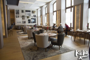 AC Hotel by Marriott Wrocław - restauracja