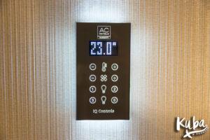 AC Hotel by Marriott Wrocław - sterownik klimatyzacji