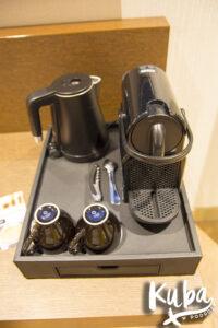 AC Hotel by Marriott Wrocław - zestaw do parzenia kawy/herbaty
