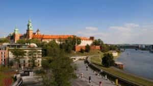 Sheraton Grand Kraków - Lokalizacja