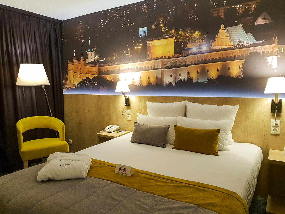 Mercure Lublin Centrum Recenzja Hotelu