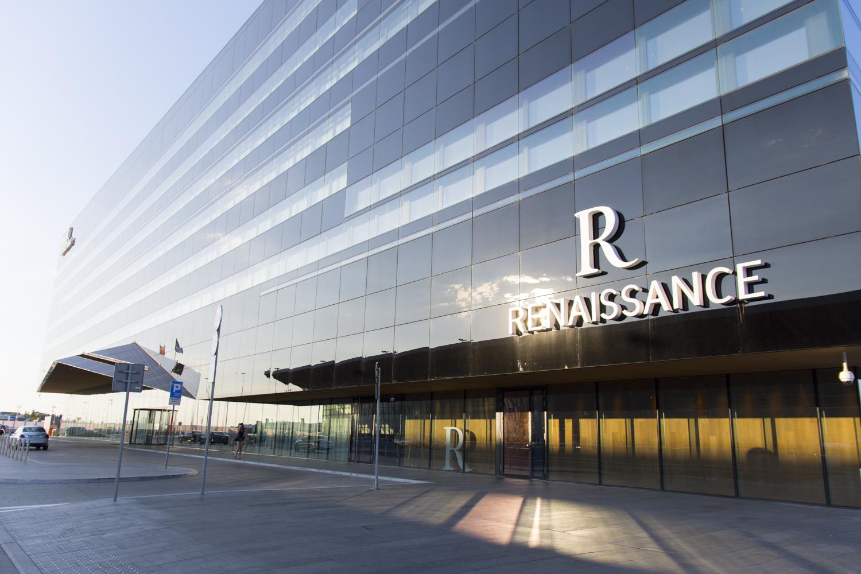 Renaissance Warsaw Airport Hotel Recenzja Hotelu