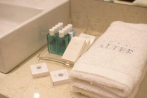Hotel Alter - kosmetyki