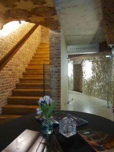 Hotel Alter - przejście do sali konferencyjnej